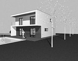 Construction d'une maison