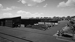 Démolition d'un bâtiment industriel & aménagement d'un parking