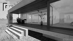 Extension d'un bâtiment d'habitation
