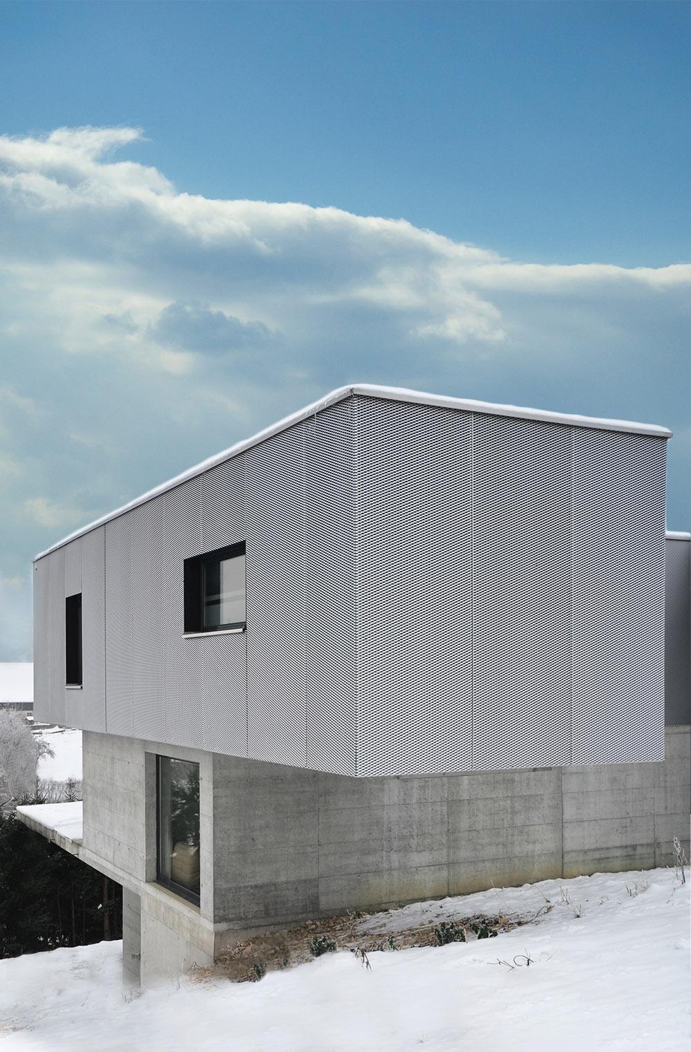 Conception architecturale